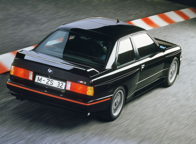 1989 BMW M-3 Sport Evolution E30 wallpaper