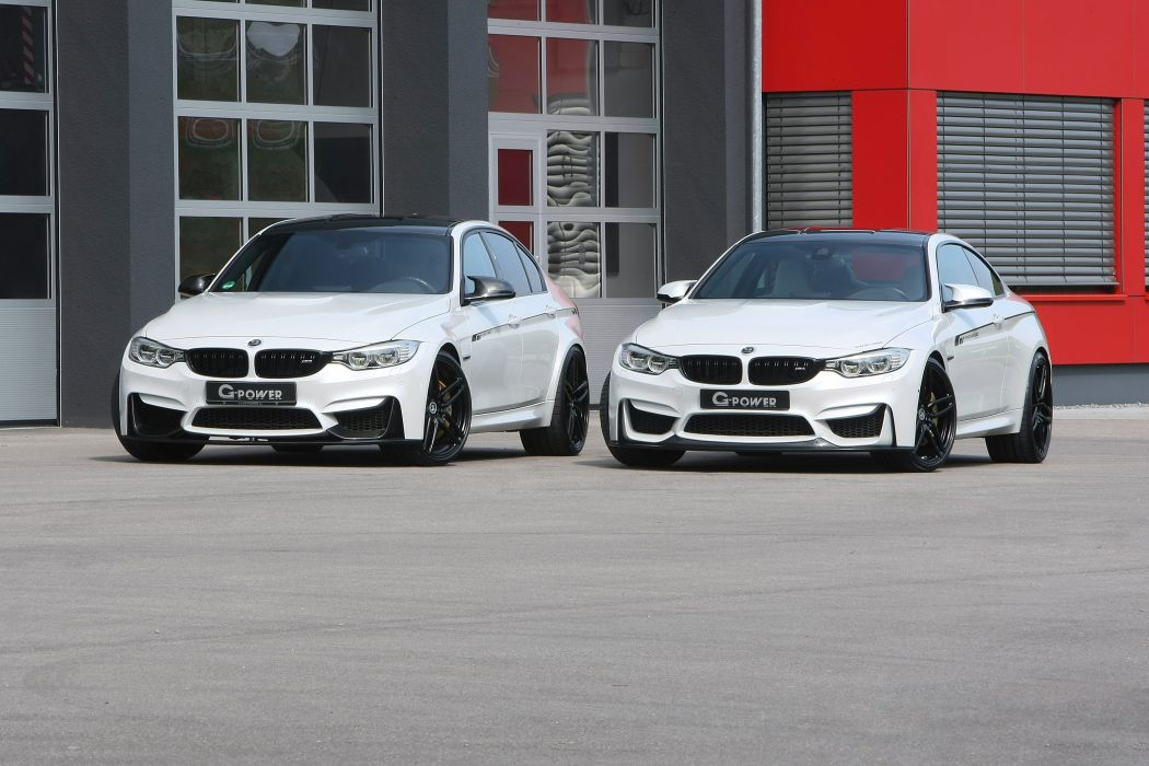 2016 G-Power BMW tuning wallpaper