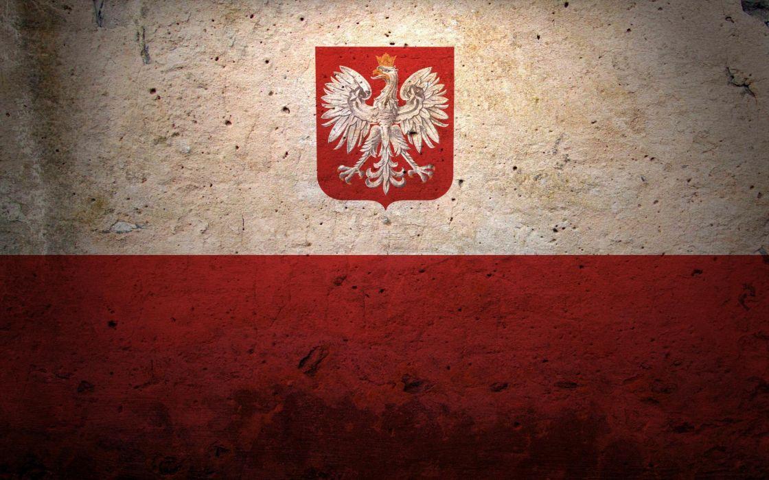 bandera polonia europa wallpaper