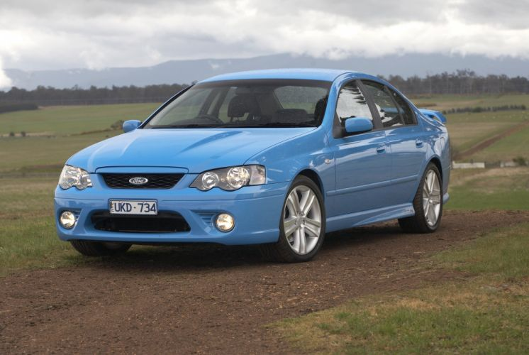 2007 Ford Falcon XR8 muscle wallpaper