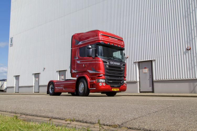 2014 Scania R580 4A wallpaper
