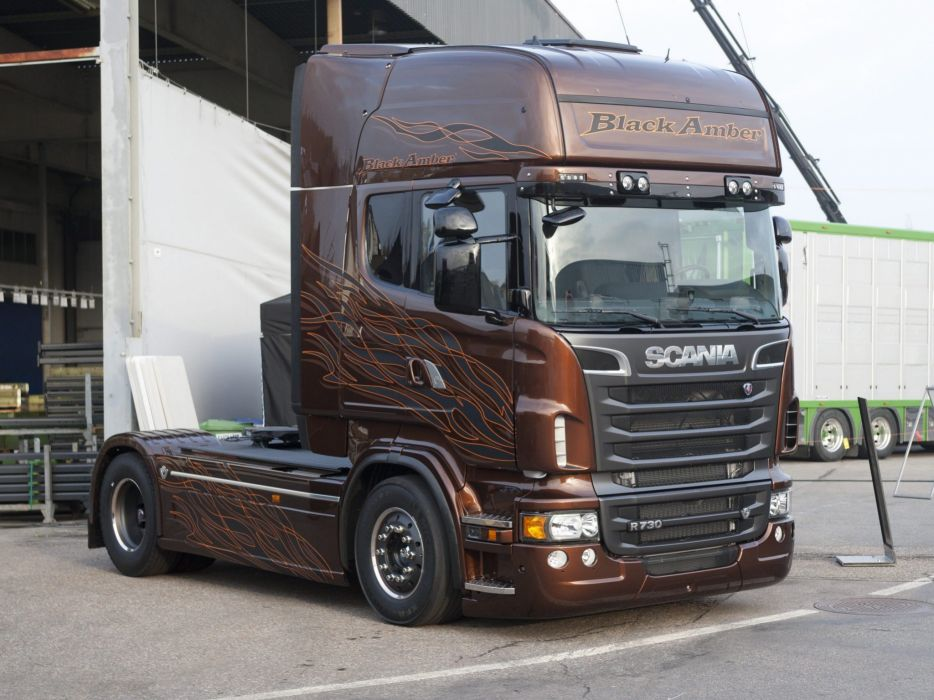 2011 Scania R730 4A wallpaper
