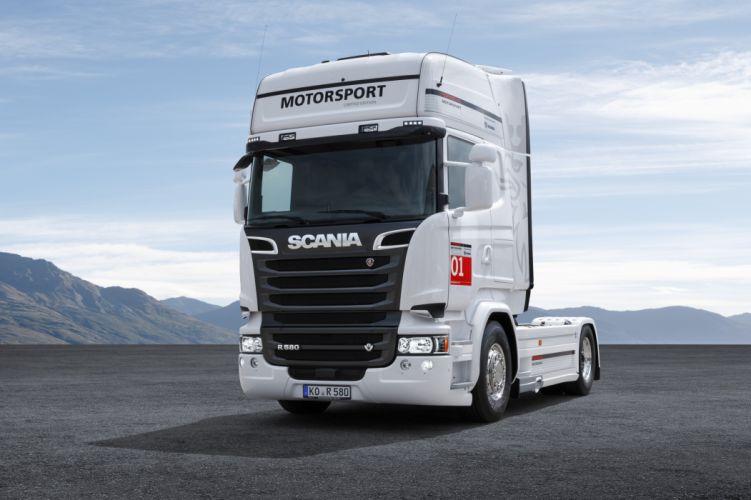 2015 Scania R580 4A wallpaper