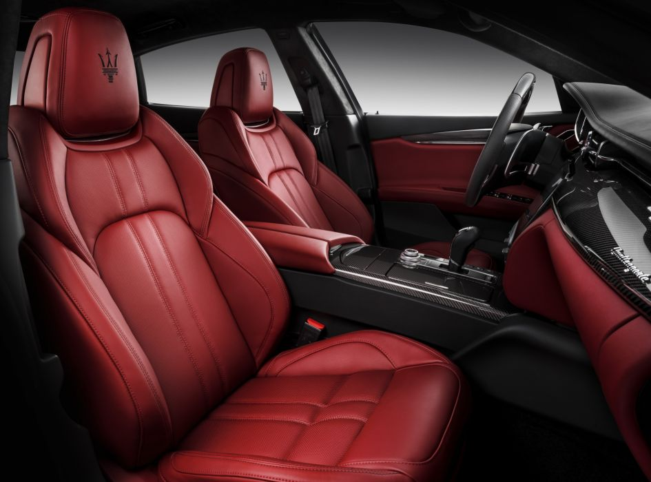 2016 Maserati Quattroporte GTS GranSport wallpaper