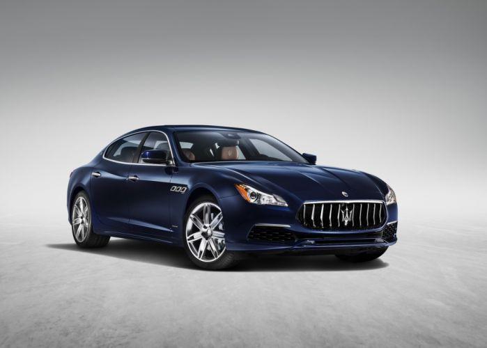 2016 Maserati Quattroporte GranLusso wallpaper