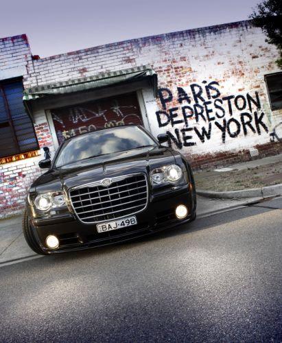2007 Chrysler 300C SRT8 E490 Touring AU-spec stationwagon tuning wallpaper
