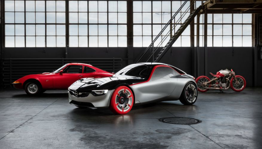 OPEL GT supercar g-t wallpaper