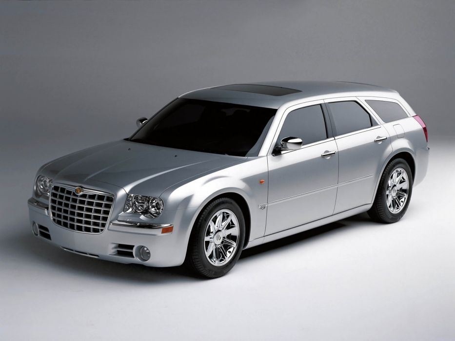 2003 Chrysler 300C Touring Concept L-E stationwagon luxury wallpaper