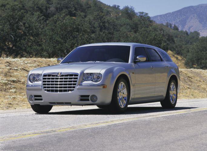 2003 Chrysler 300C Touring Concept L-E stationwagon luxury wallpaper