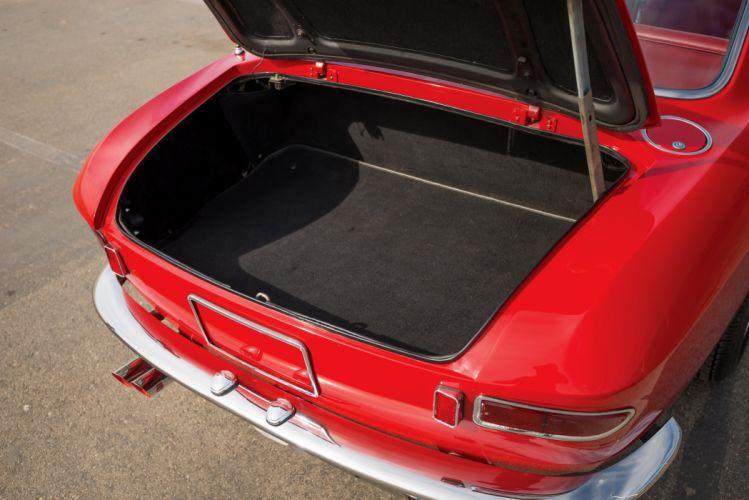 1965 Ferrari 330 GT 2+2 Interim supercar classic wallpaper