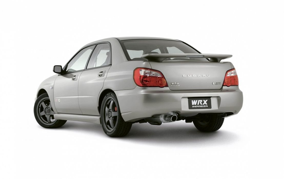 2005 Subaru Impreza WRX WRP10 wallpaper