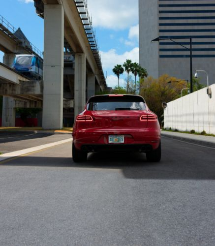 2017 Porsche Macan GTS US-spec (95B wallpaper