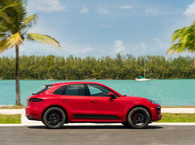 2017 Porsche Macan GTS US-spec (95B wallpaper