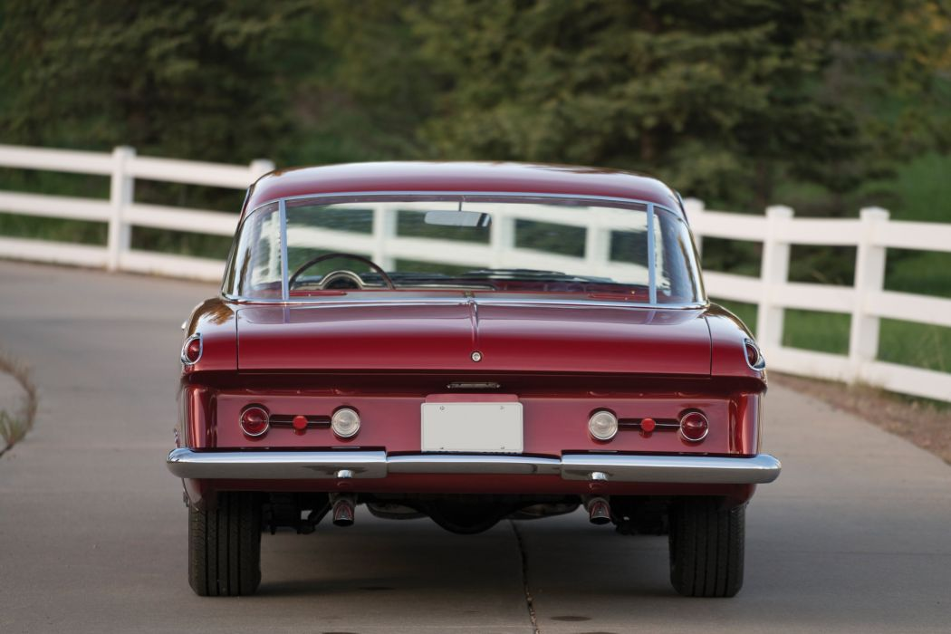 1962 Dual Ghia L64 Coupe luxury classic wallpaper