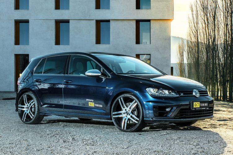 2016 OCT Tuning Volkswagen Golf R Typ-5G tuning wallpaper