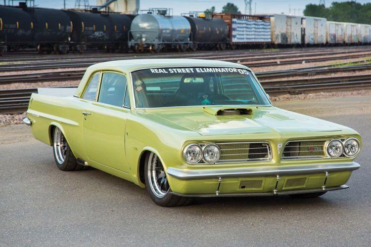 1963 Pontiac LeMans cars modified wallpaper