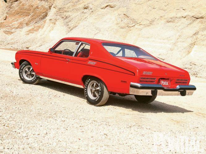 1974 Pontiac Ventura Sprint cars wallpaper