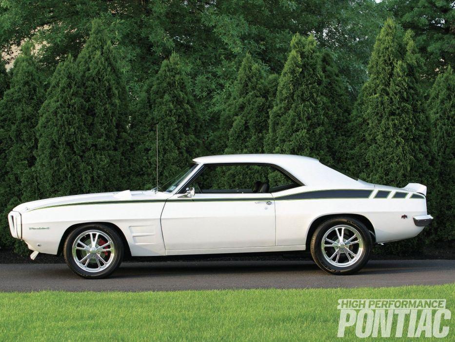 1969 Pontiac Firebird cars wallpaper