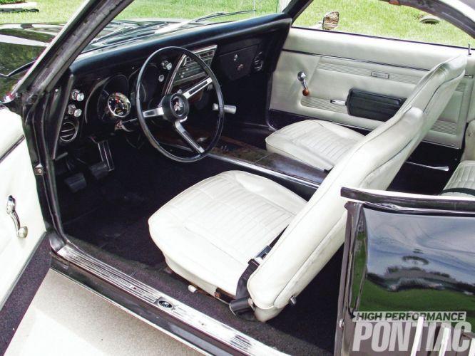 1968 Pontiac Firebird cars wallpaper