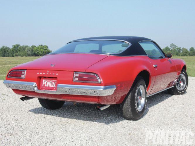 1971 Pontiac Firebird cars wallpaper