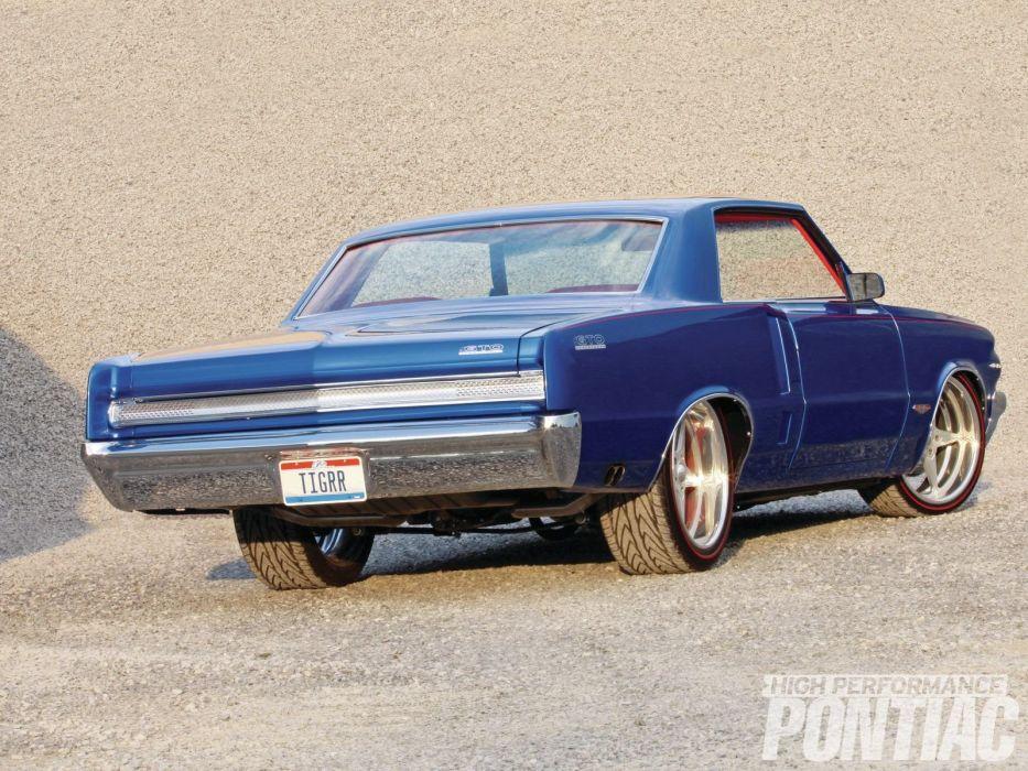 1964 Pontiac GTO cars wallpaper