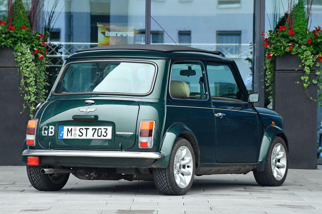 2000 Rover Mini Knightsbridge ADO20 cooper wallpaper