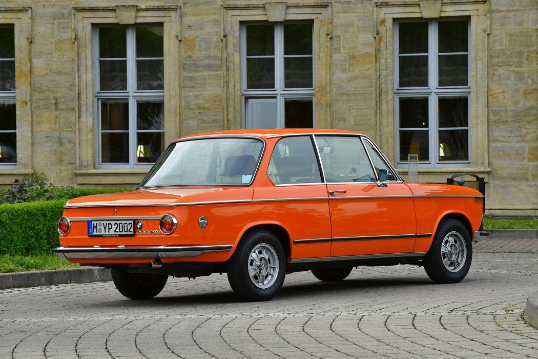 1971-73 BMW 2002 tii E10 classic wallpaper
