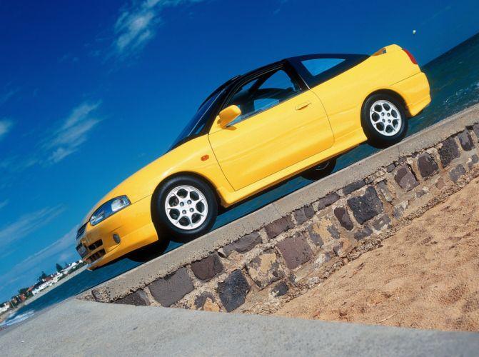 2001 Mitsubishi Lancer MR Cabrio AU-spec C-E m-r wallpaper