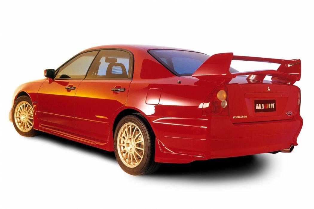 2000 Mitsubishi Magna Ralliart Concept wallpaper
