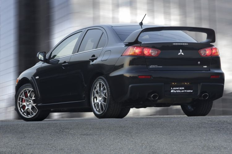 2008 Mitsubishi Lancer Evolution X M-R AU-spec wallpaper