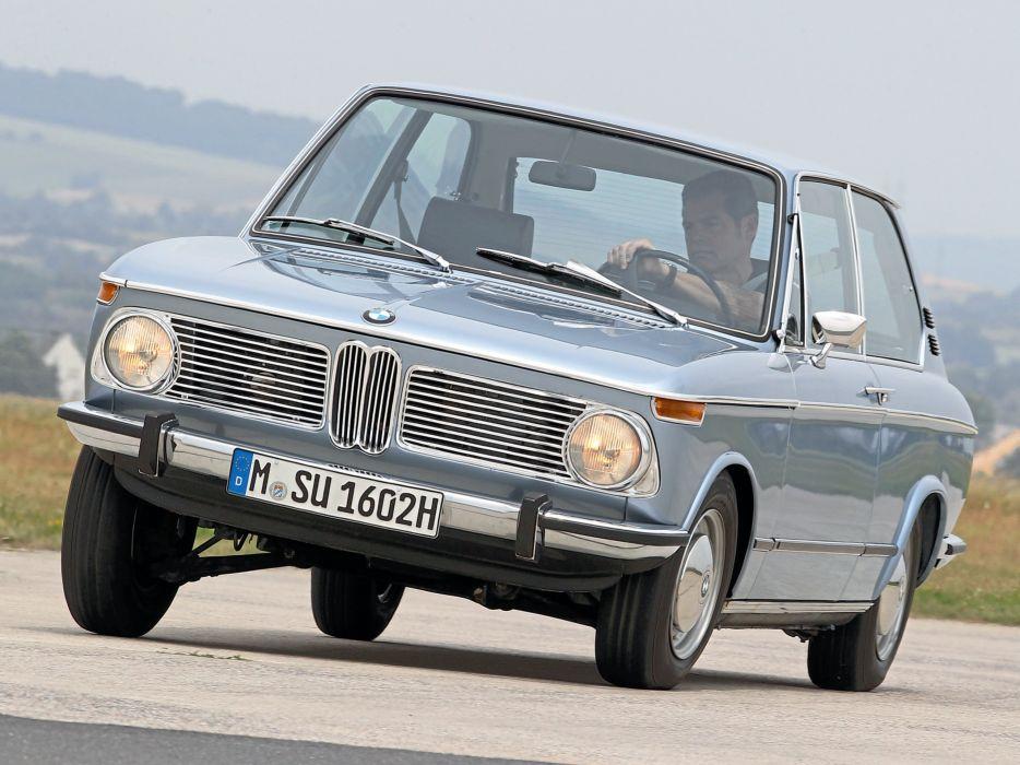 1971 BMW 1802 Touring E-6 classic wallpaper