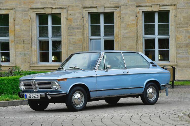 1971 BMW 1802 Touring E-6 classic wallpaper
