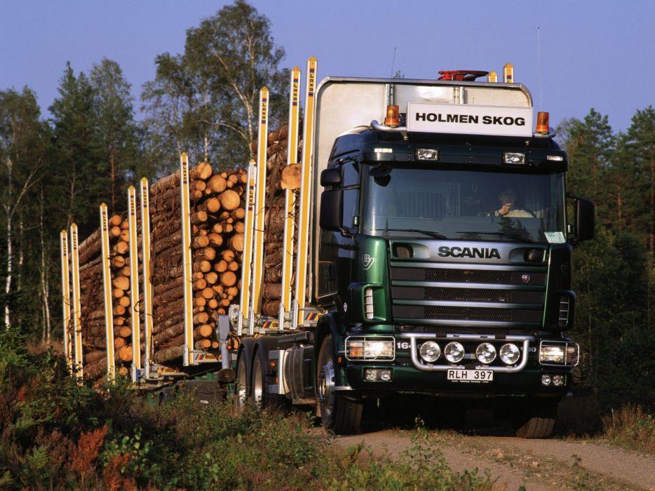 1995-04 Scania R164GB 580 6A wallpaper