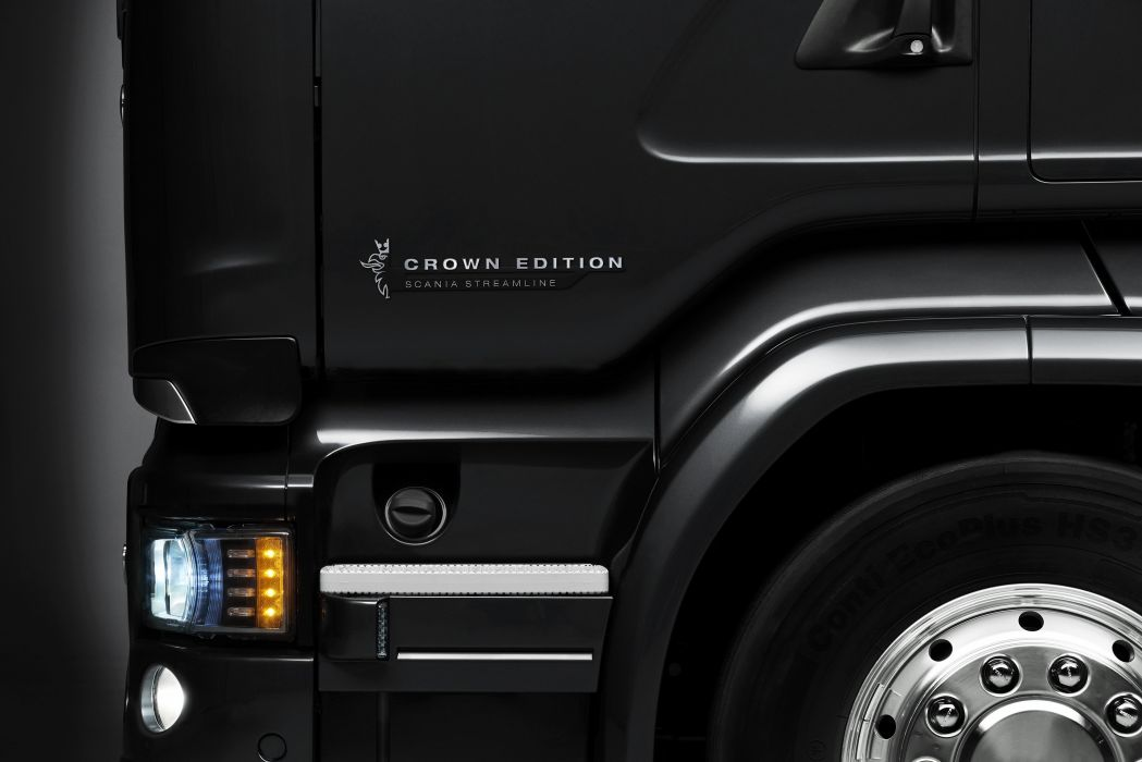 2016 Scania R520 Streamline Crown semi tractor wallpaper