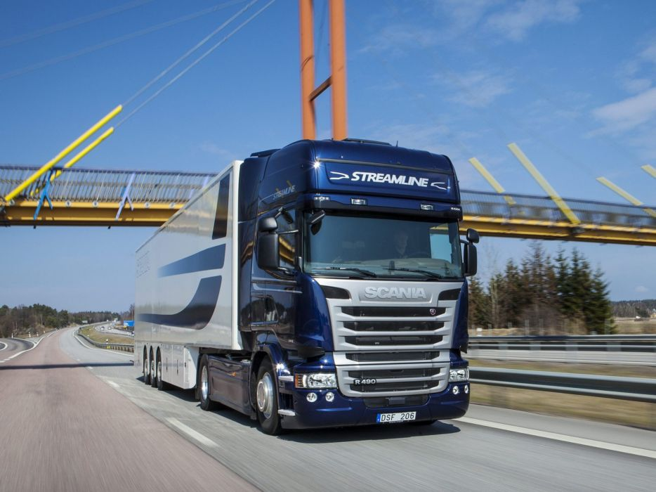 2013 Scania R490 4A wallpaper