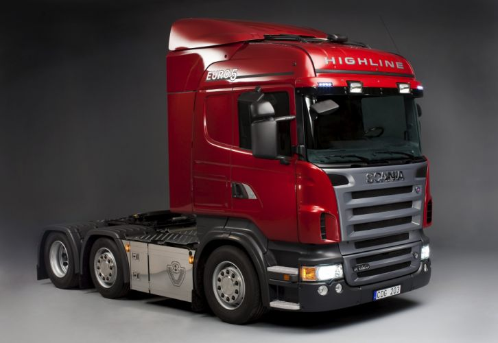 2005-09 Scania R620 6x2 Highline semi tractor wallpaper
