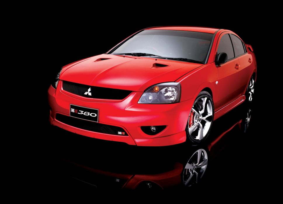 2006 Mitsubishi TMR 380 Concept wallpaper