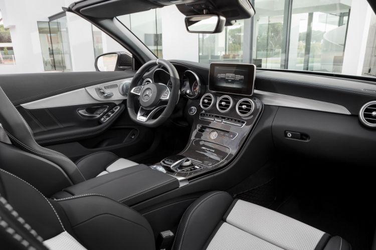 2017 Mercedes AMG C63 S Cabriolet A205 benz c63s wallpaper
