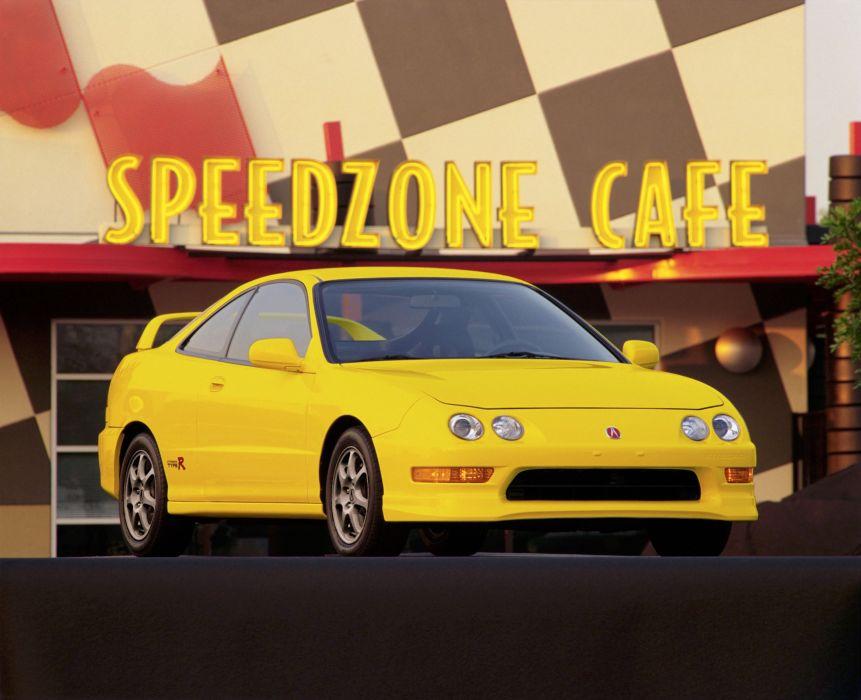 2001 Acura Integra Type-R wallpaper