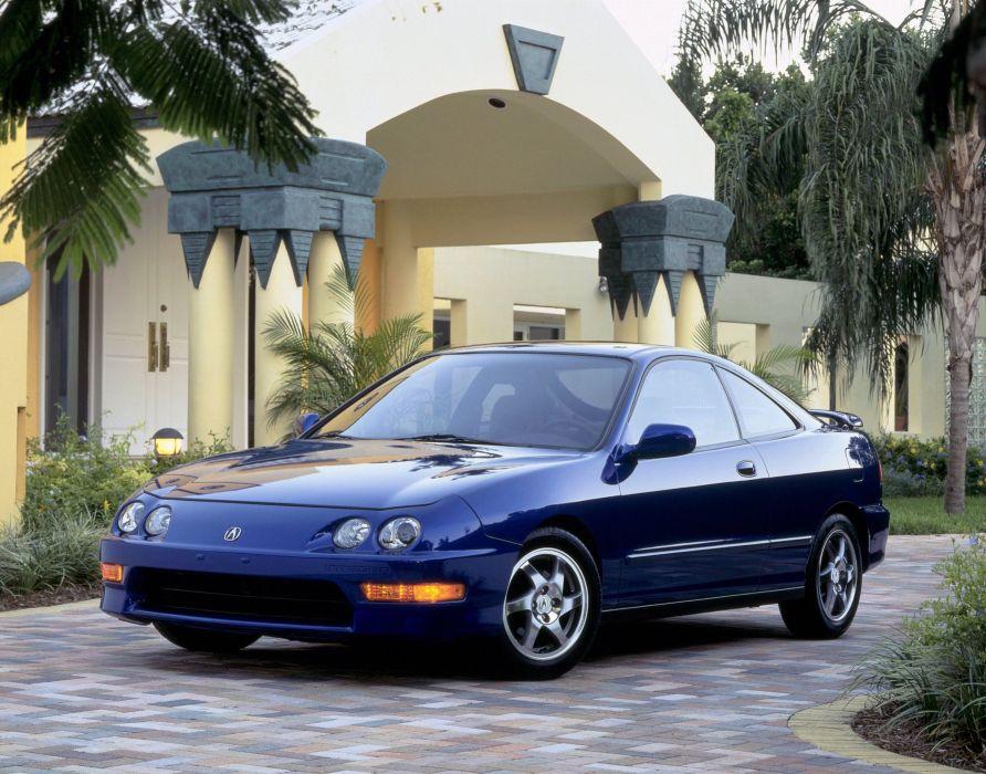 1998-01 Acura Integra GS-R Coupe wallpaper