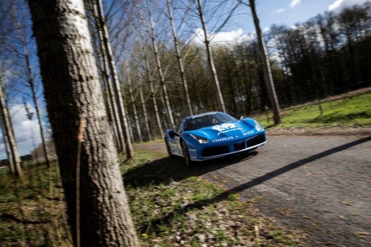 2016 Ferrari 488 GTB Tailor Made race racing supercar 308 wallpaper