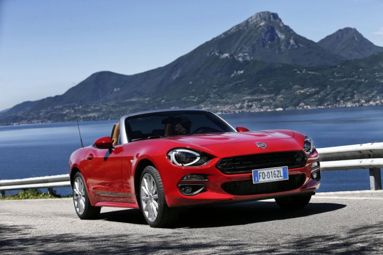 2016 Fiat 124 Spider wallpaper