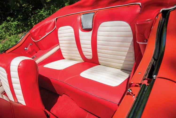 1958 Pontiac Parisienne Convertible 7867 luxury retro wallpaper
