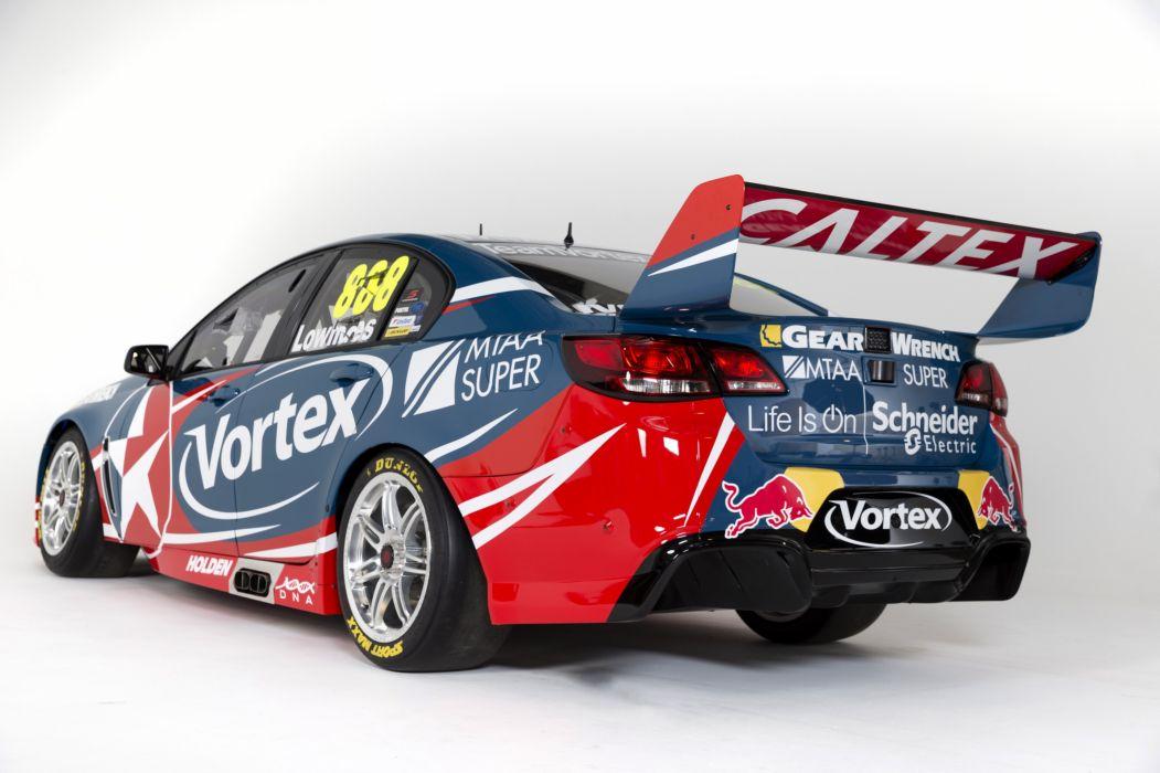 2013-15 Holden Commodore V8 Supercar VF race racing v-8 wallpaper