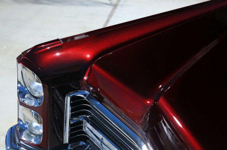 1966 CADILLAC COUPE DE VILLE lowrider custom classic tuning wallpaper