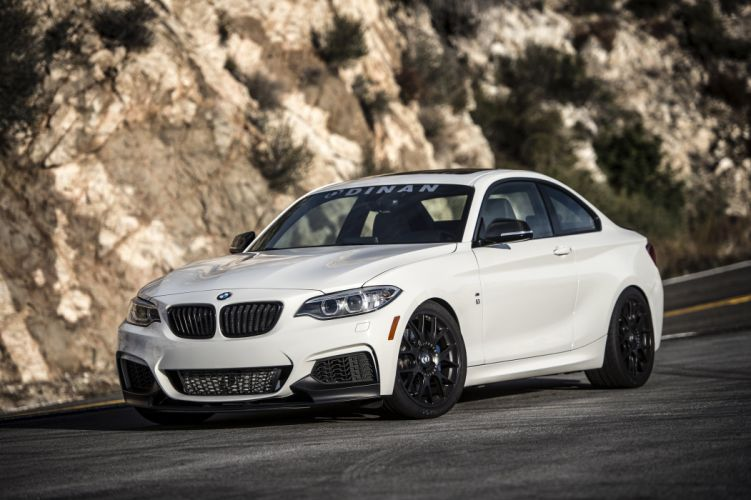 2016 Dinan BMW M235i S3 F22 tuning s-3 wallpaper