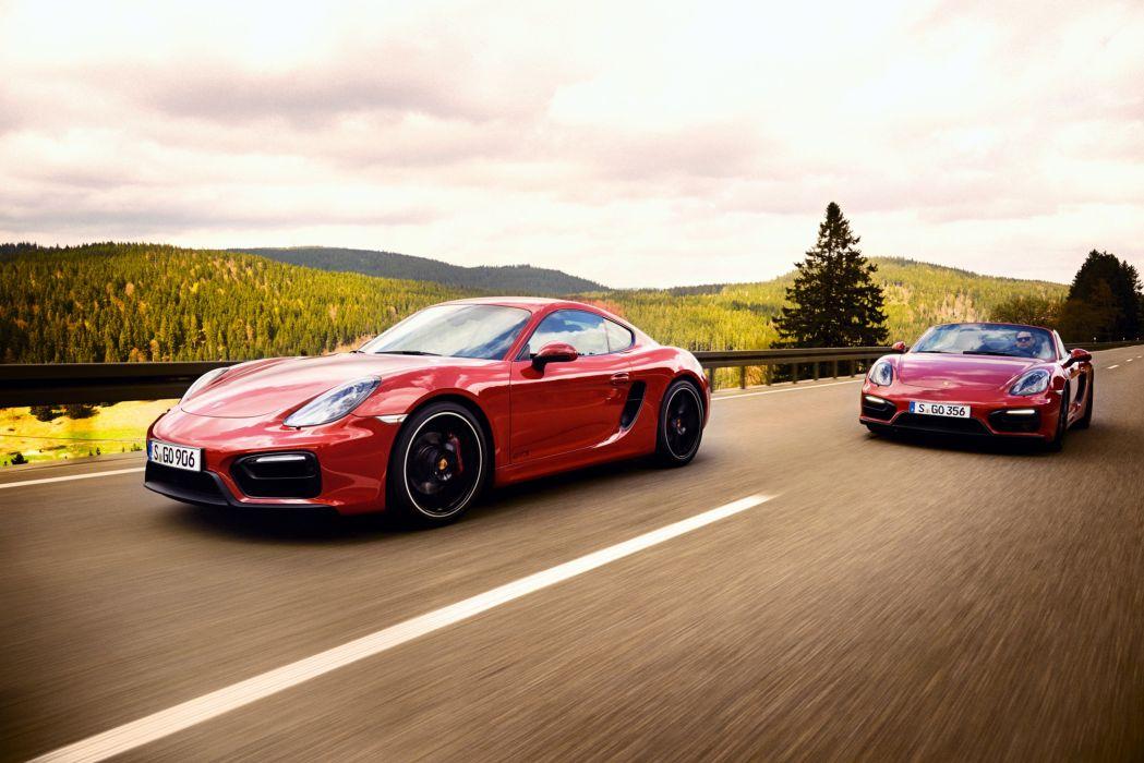 Porsche supercar wallpaper
