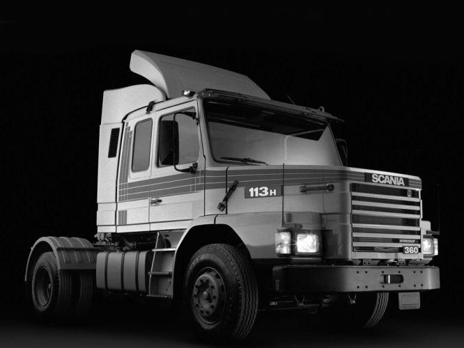 1990-96 Scania T113H 4A wallpaper