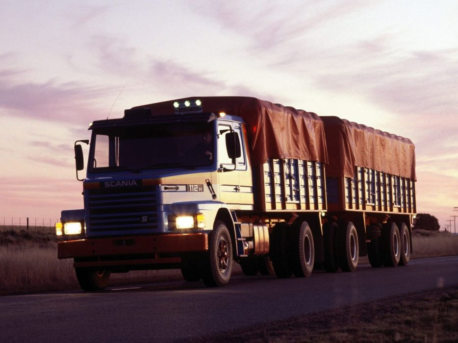 1982-90 Scania T112H 4A wallpaper
