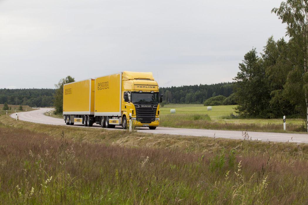2013-pr Scania R730 6A wallpaper
